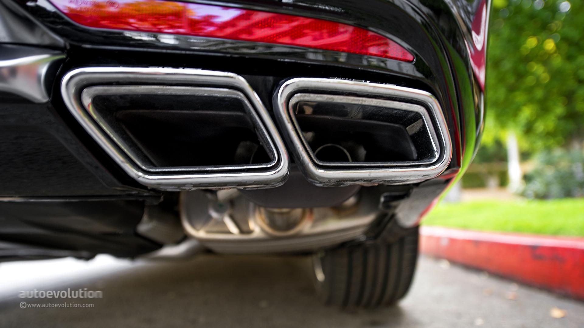 Mercedes Benz S63 Amg 4matic Review Autoevolution
