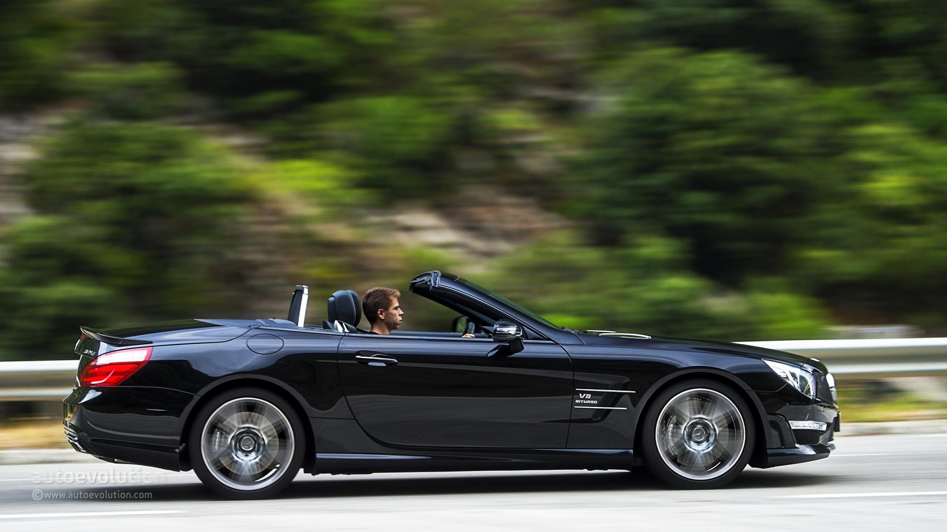 Mercedes benz sl63 amg review autoevolution for Mercedes benz amg sl63