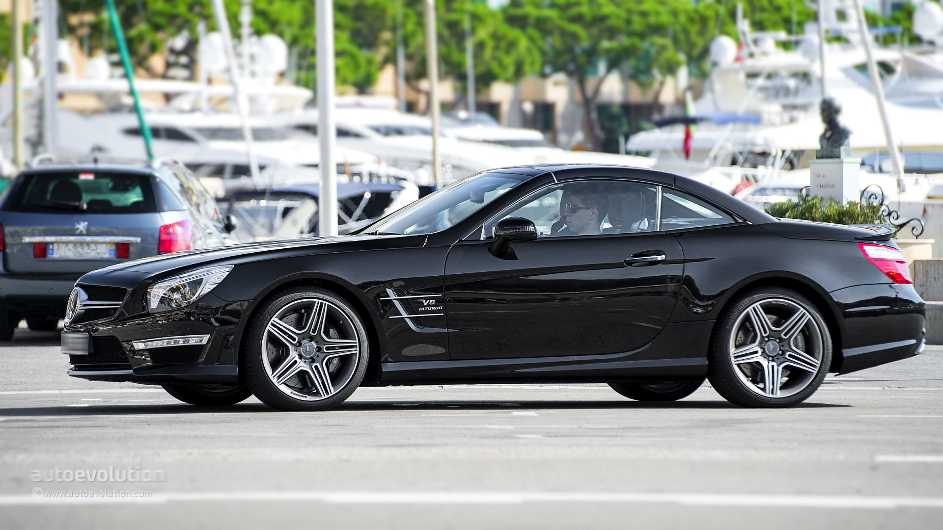 Mercedes benz sl63 amg review autoevolution for Mercedes benz ratings