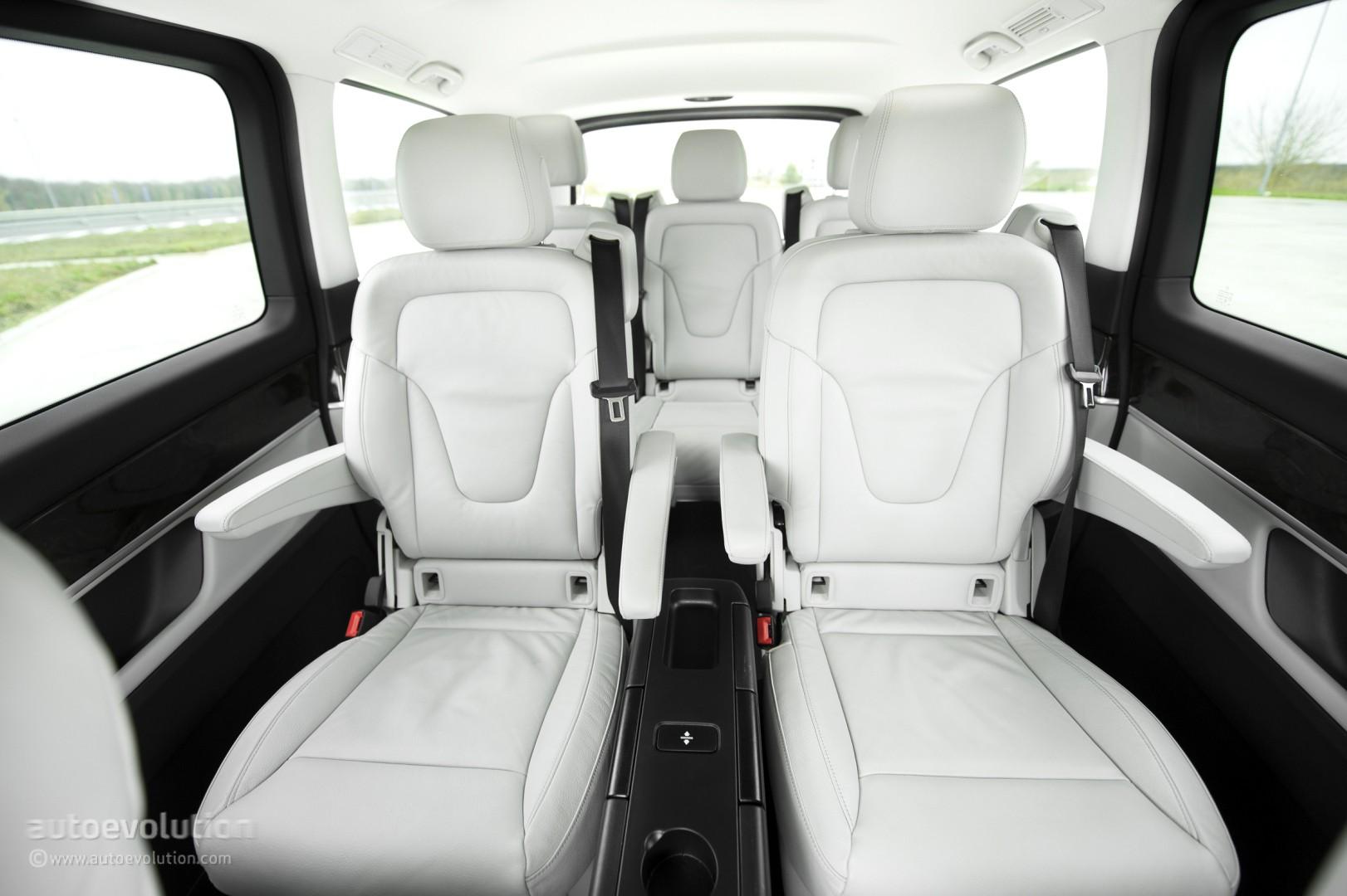 2015 Mercedes Benz V Class Review Autoevolution