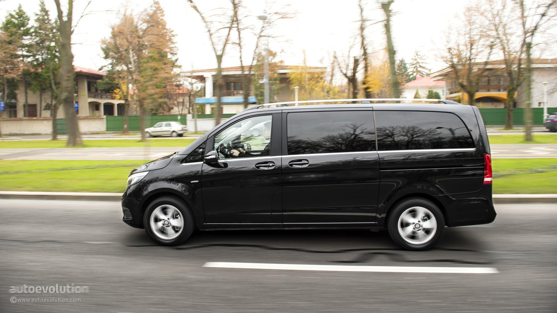 class benz v some pics videos new carscoops minivan mercedes to segment adds all