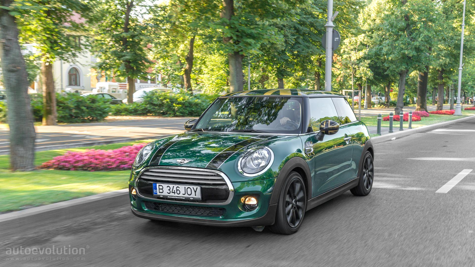 2015 Mini Cooper Review Autoevolution