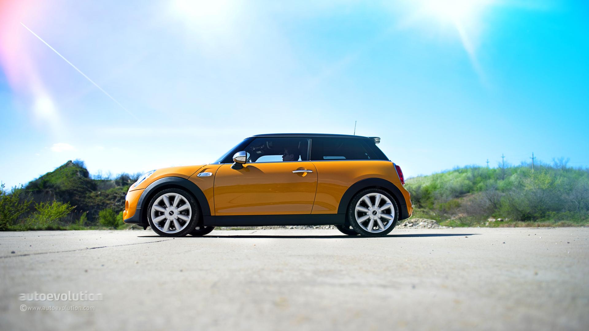 Fantastic 2014 MINI Cooper S Review  Autoevolution