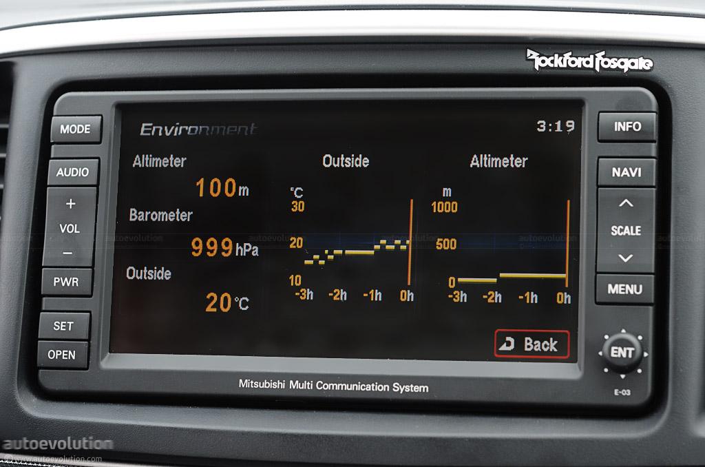 MITSUBISHI Lancer Ralliart Review - autoevolution