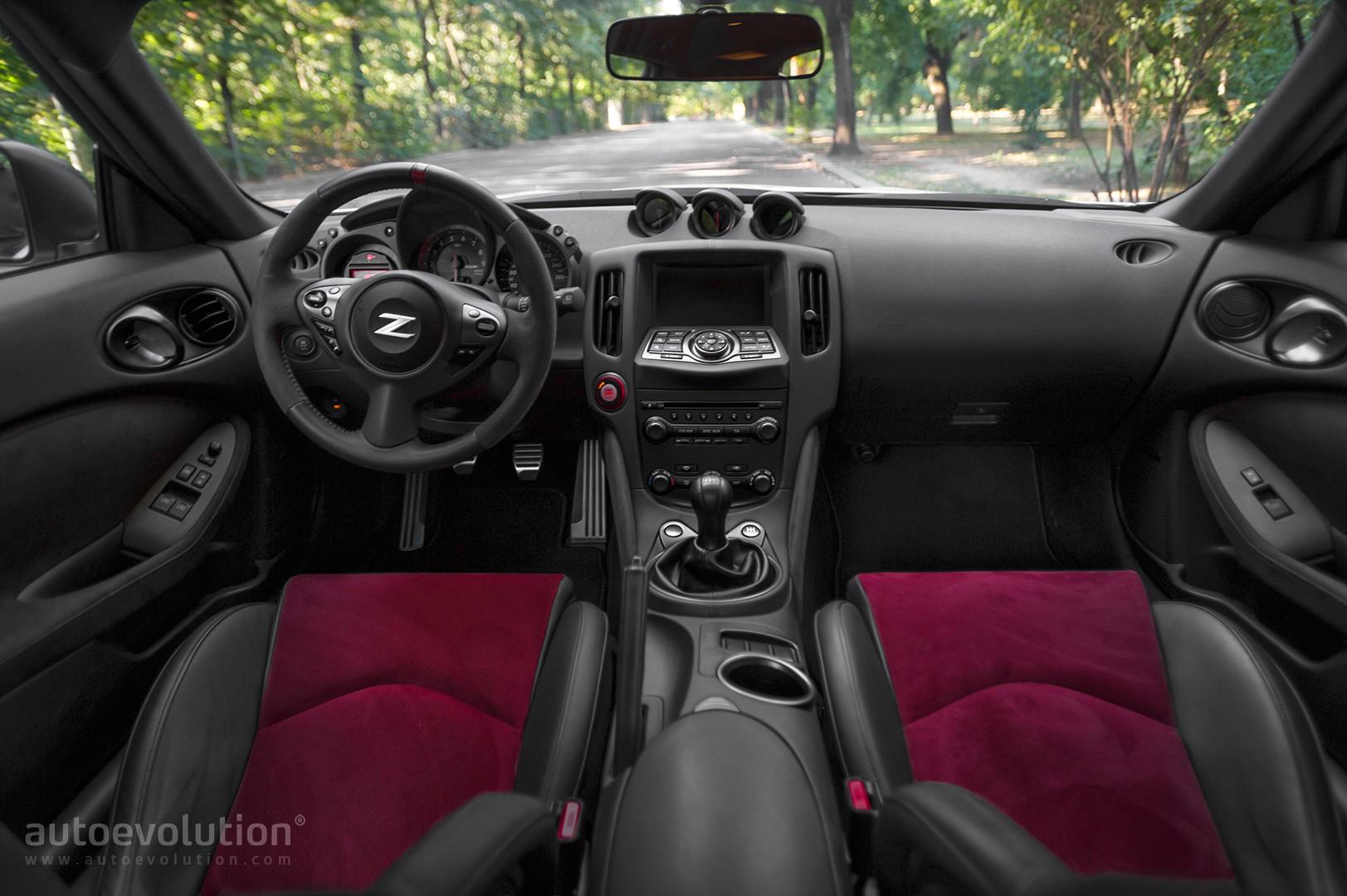 2016 nissan 370z nismo review - autoevolution