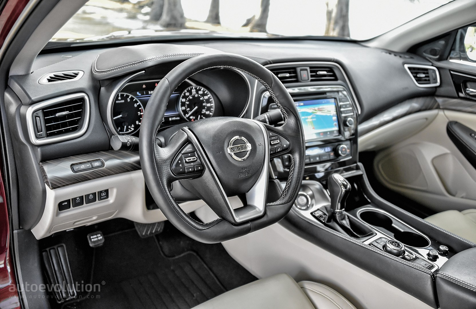 2016 Nissan Maxima Review Autoevolution
