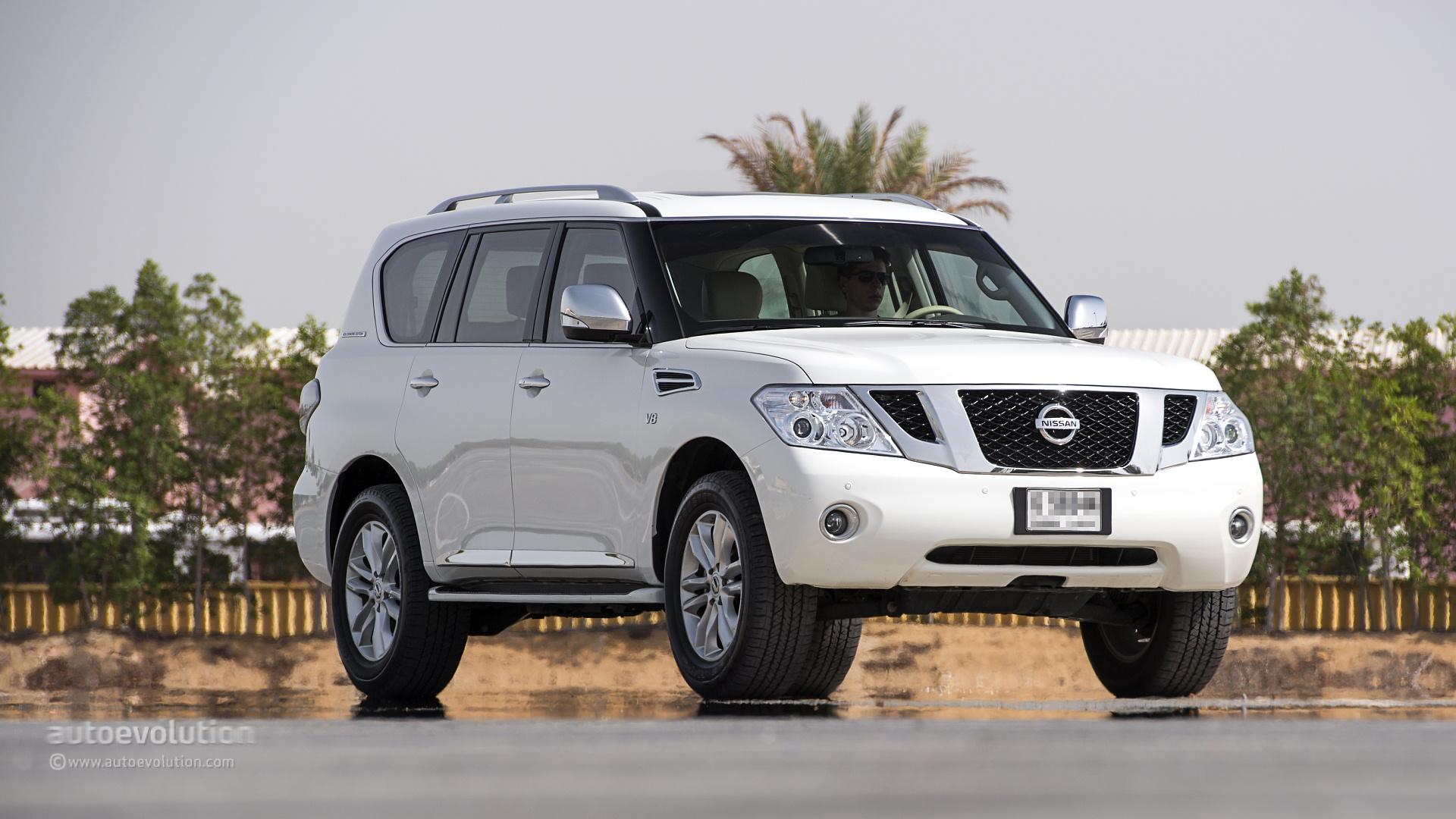 Nissan patrol review technical data autoevolution vanachro Image collections