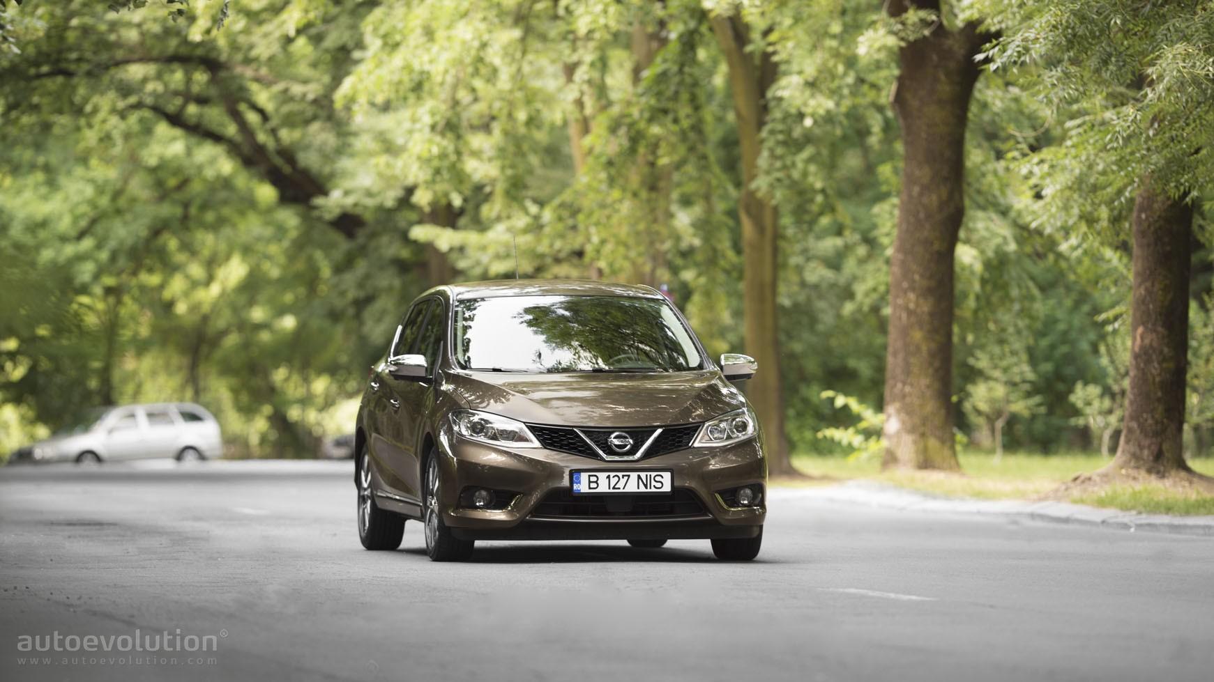 2015 Nissan Pulsar Review - autoevolution