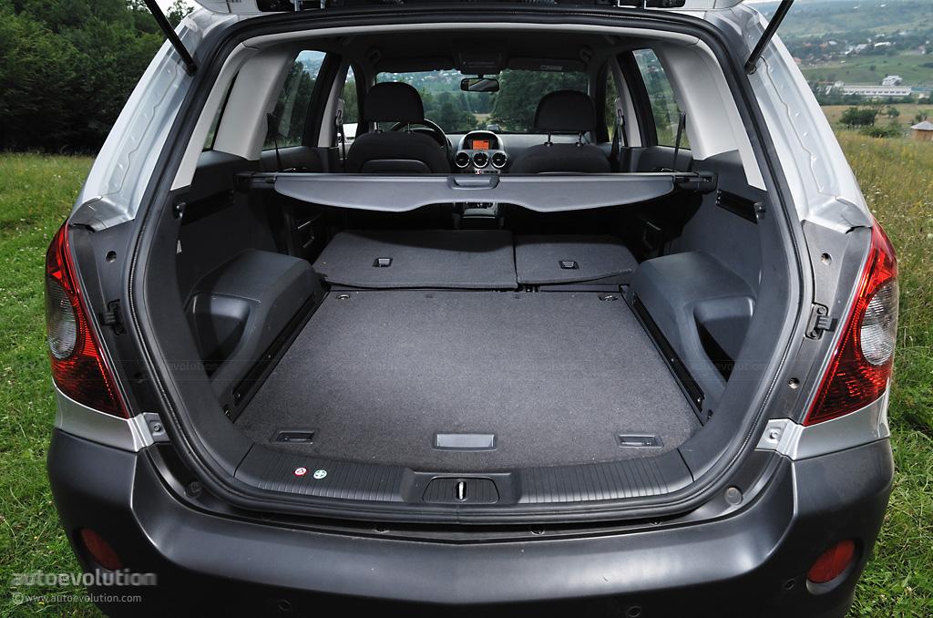 Opel Antara Review Autoevolution