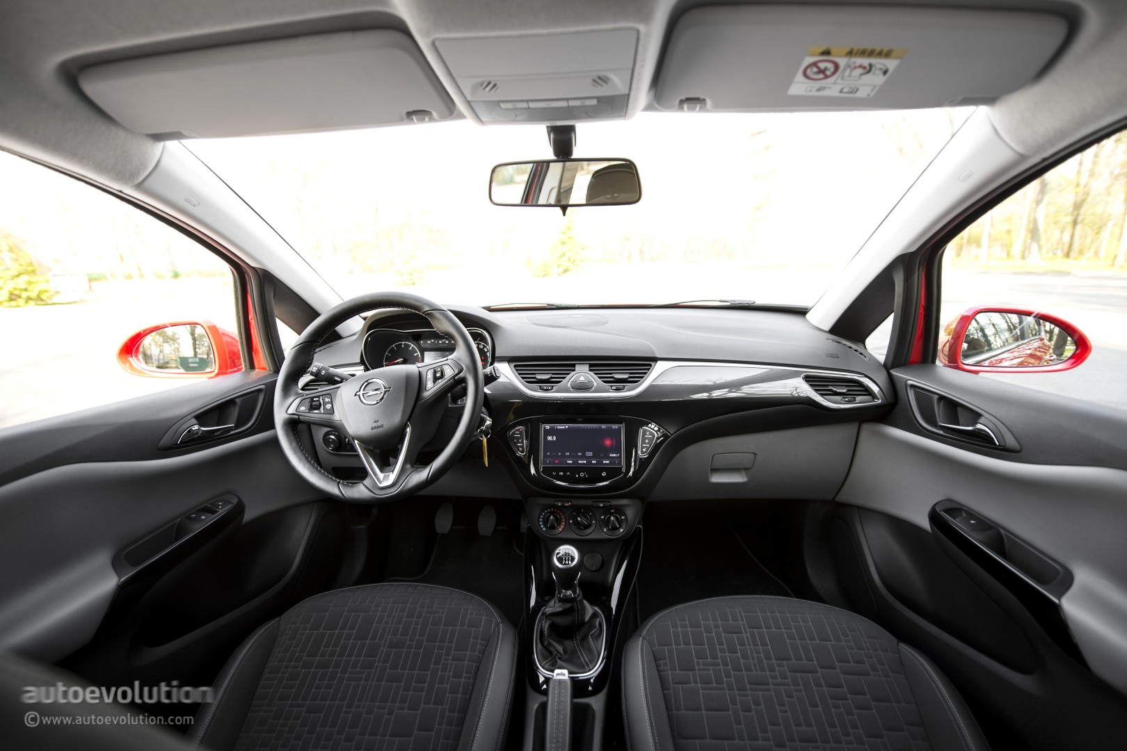2015 Opel Corsa Review Autoevolution