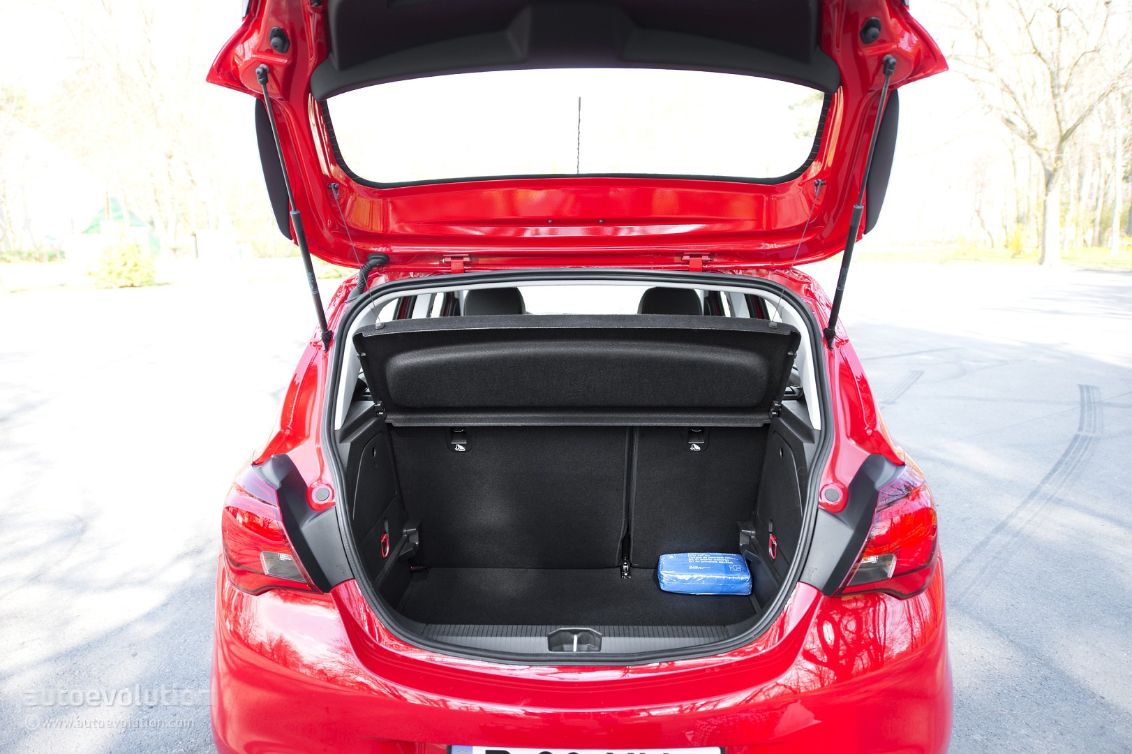 United Luggage Size 2015 Opel Corsa Review Autoevolution