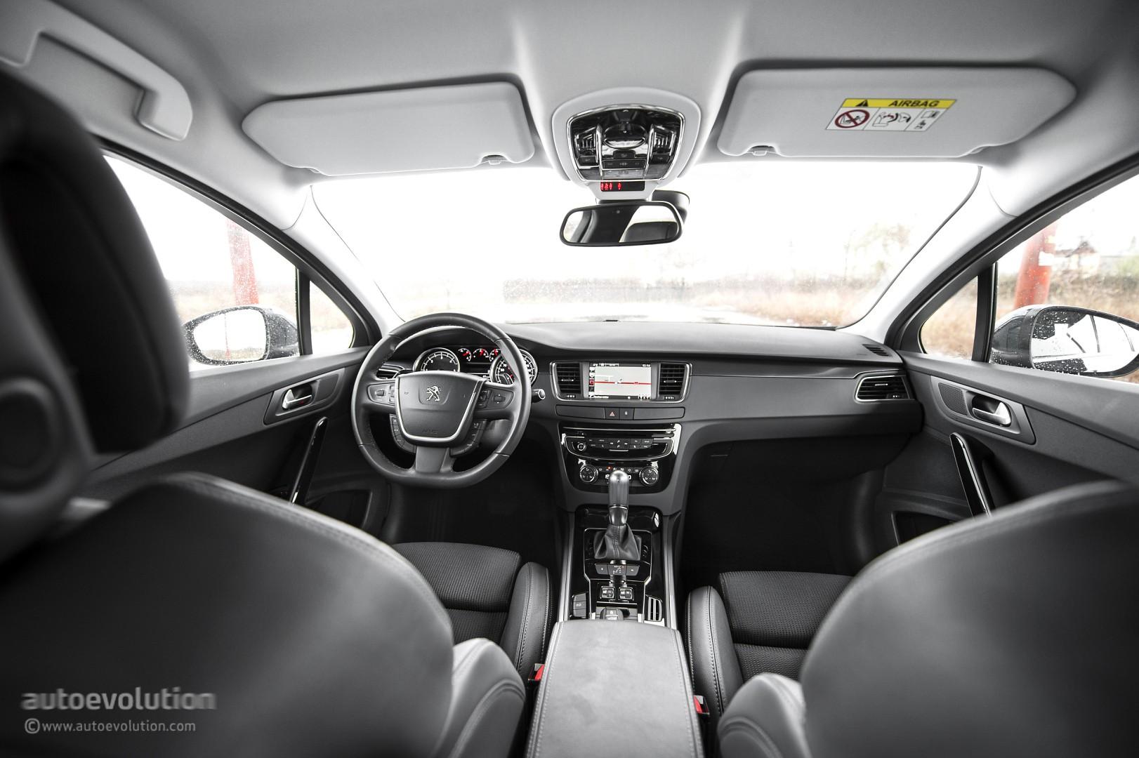 2015 Peugeot 508 Review Autoevolution