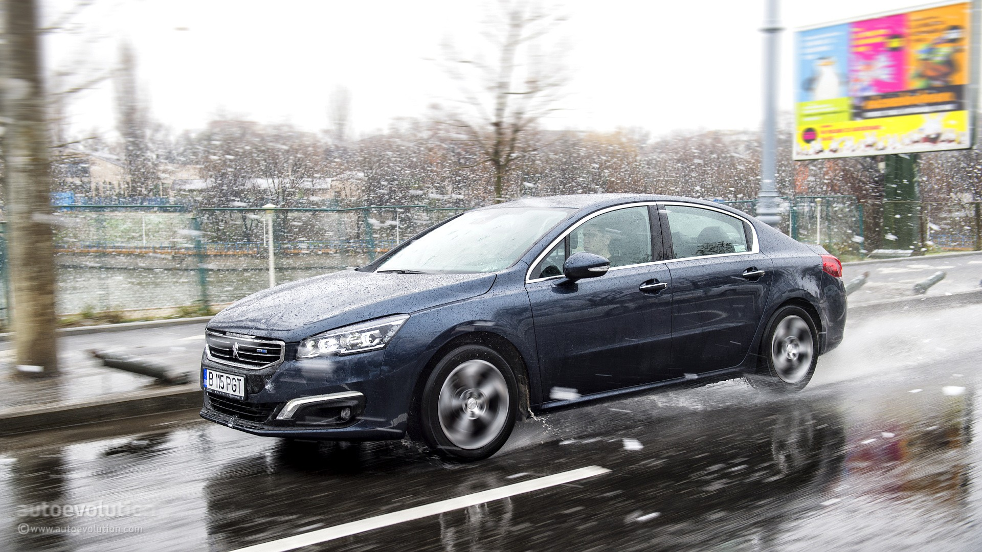 2015 Peugeot 508 Review Autoevolution