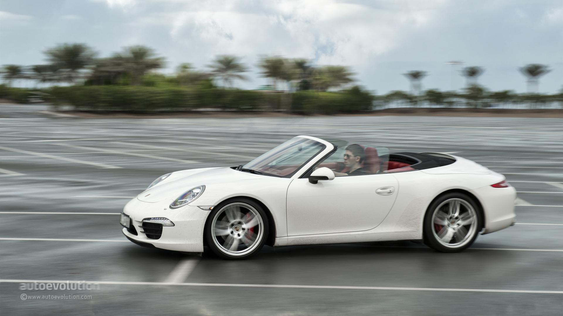 porsche 911 carrera s cabriolet review autoevolution. Black Bedroom Furniture Sets. Home Design Ideas