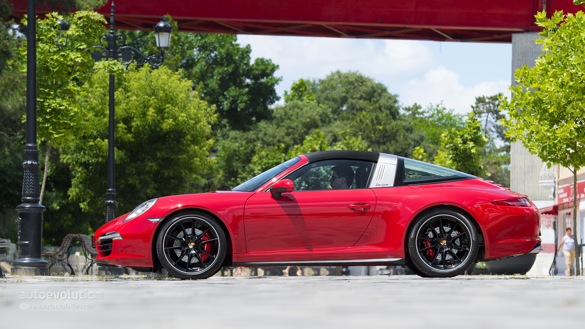 2015 Porsche 911 Targa Review Autoevolution