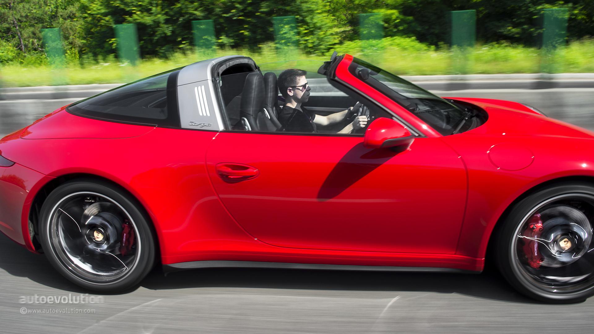 2015 Porsche 911 Targa Review Autoevolution
