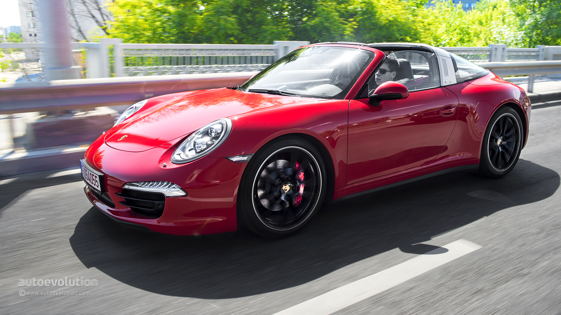 2015 Porsche 911 Targa Review Autoevolution 991 Engine Diagram