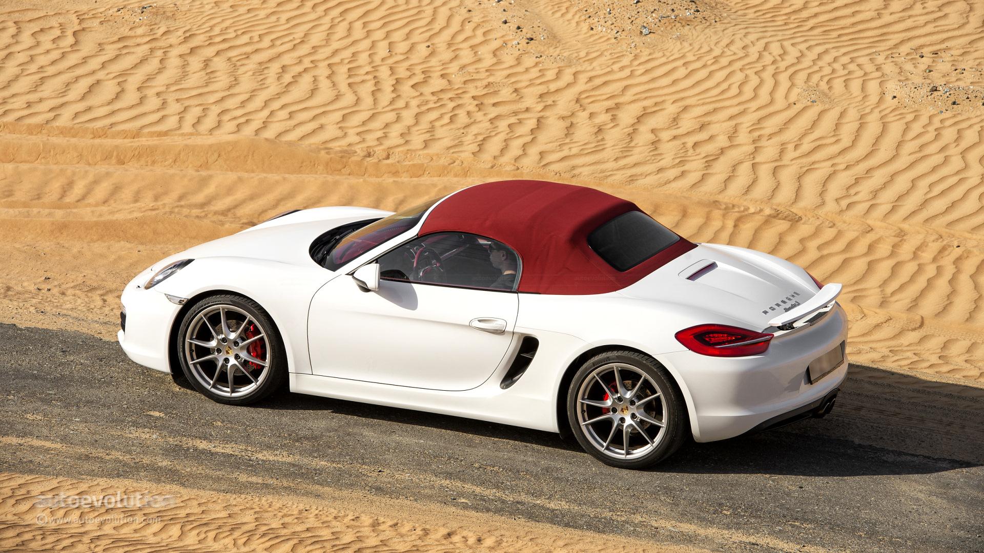 Porsche Boxster S Review Autoevolution