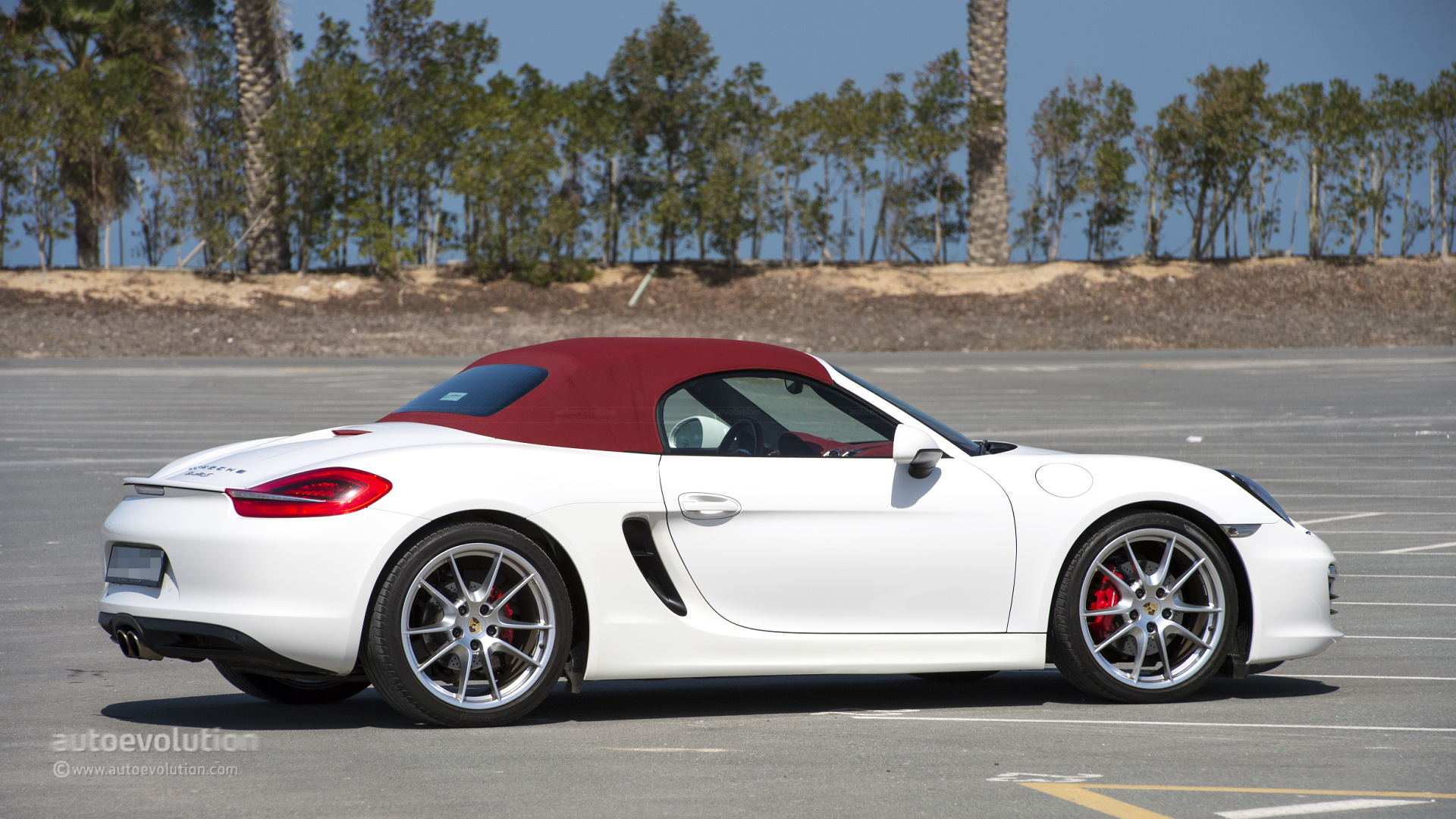 Porsche Boxster S Review Autoevolution