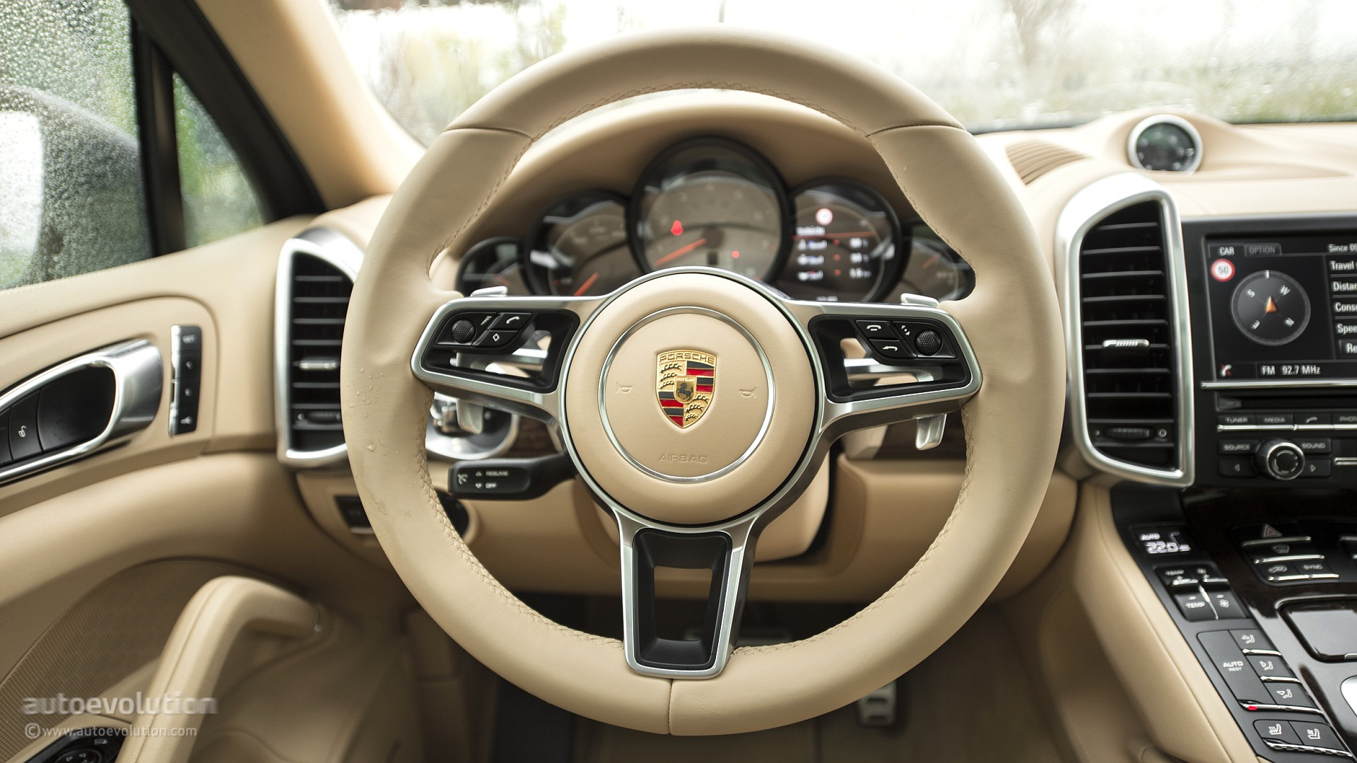 2015 Porsche Cayenne S Review Autoevolution