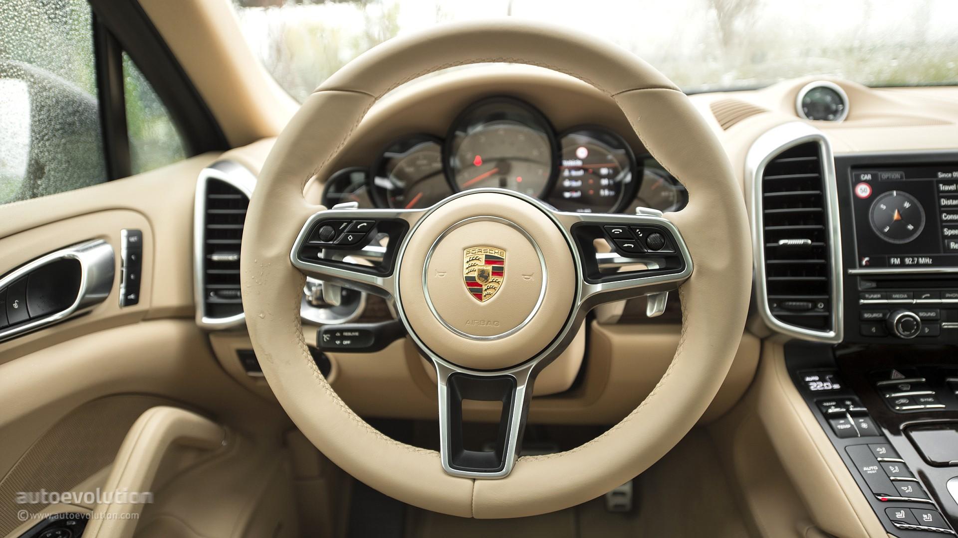 2015 Porsche Cayenne S Review Autoevolution