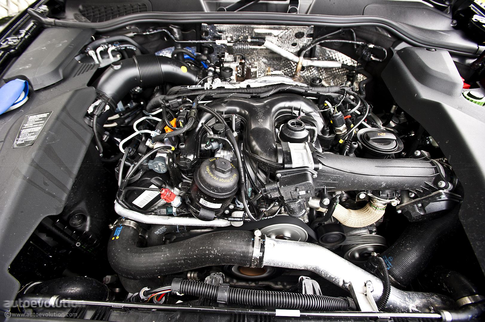 Porsche Cayenne Diesel Review Autoevolution
