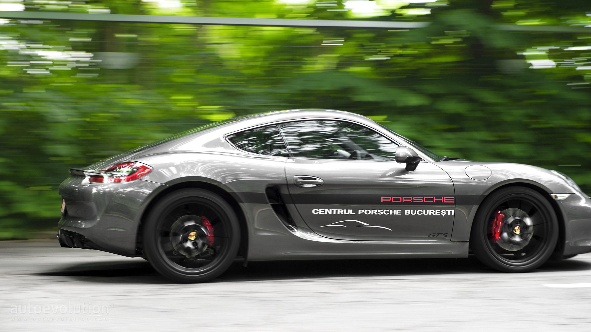 2015 porsche cayman gts review - autoevolution