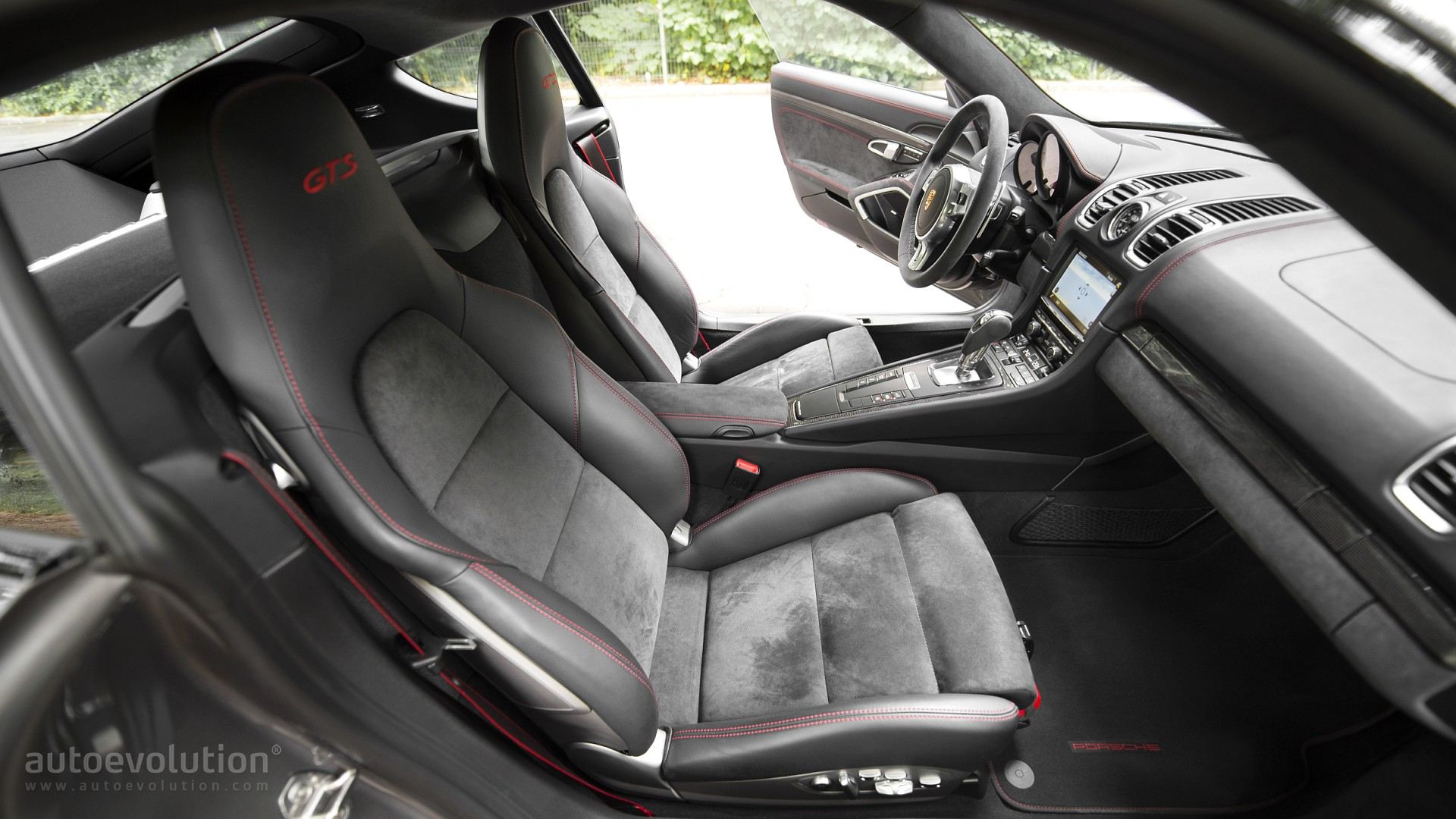 2015 porsche cayman gts review autoevolution. Black Bedroom Furniture Sets. Home Design Ideas