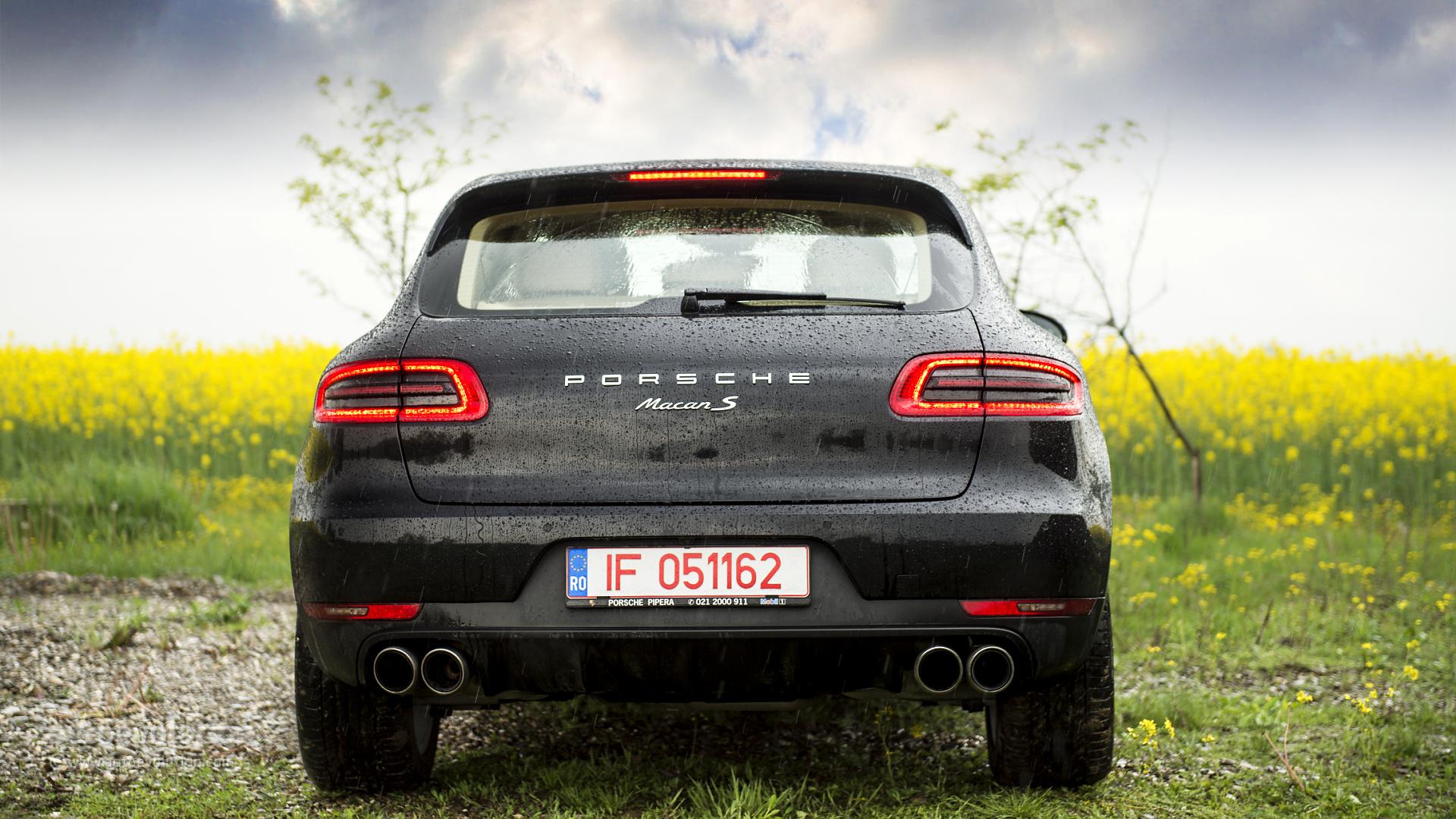 Porsche Macan S Review Autoevolution