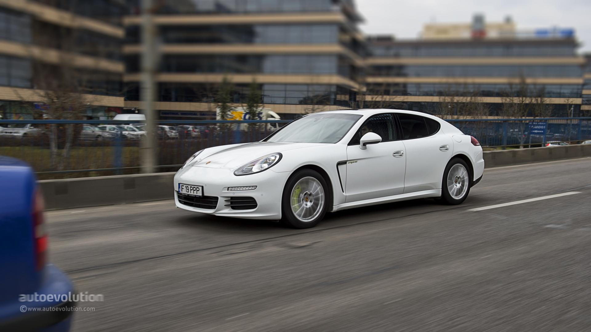 2015 Porsche Panamera S E Hybrid Review Autoevolution