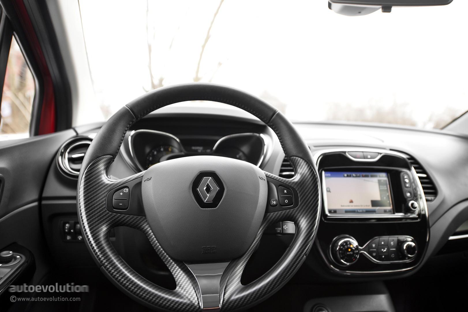2015 Renault Captur Review - autoevolution