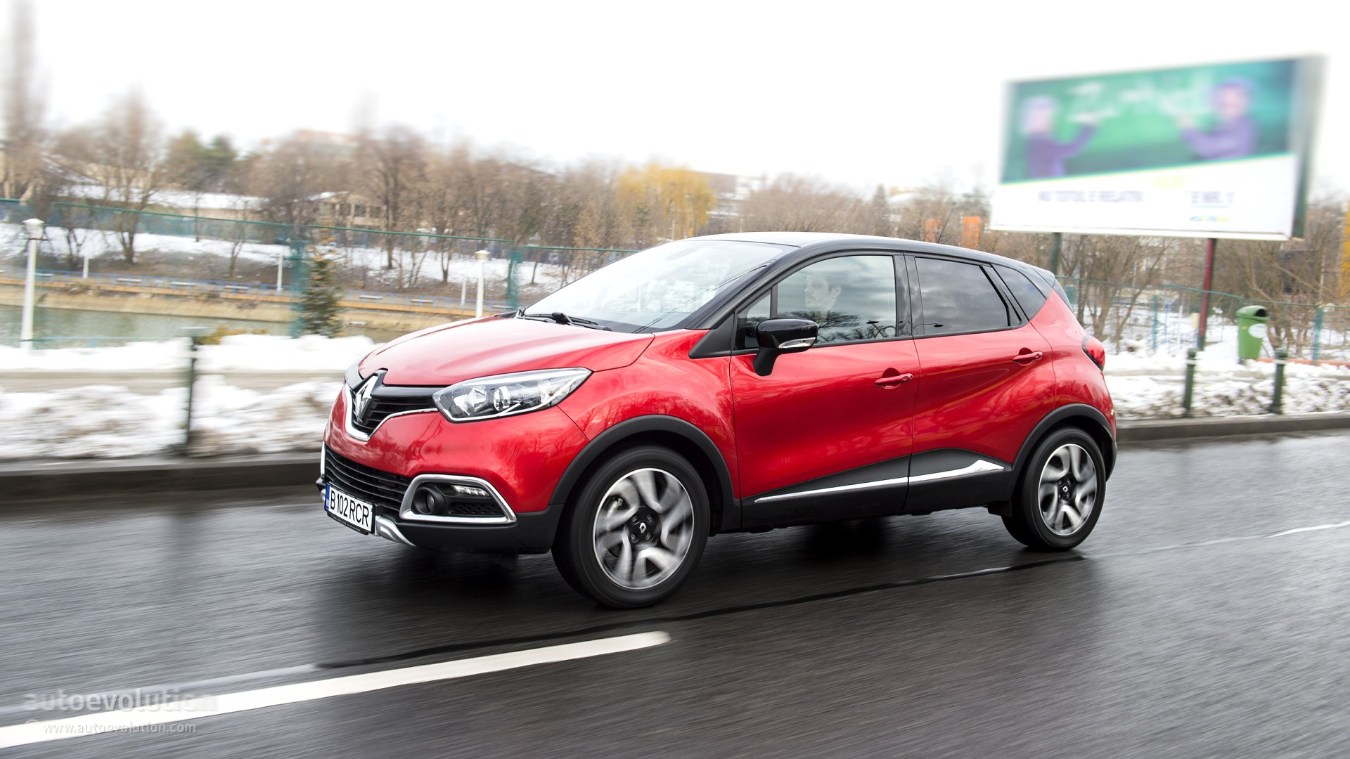 2015 renault captur review autoevolution. Black Bedroom Furniture Sets. Home Design Ideas