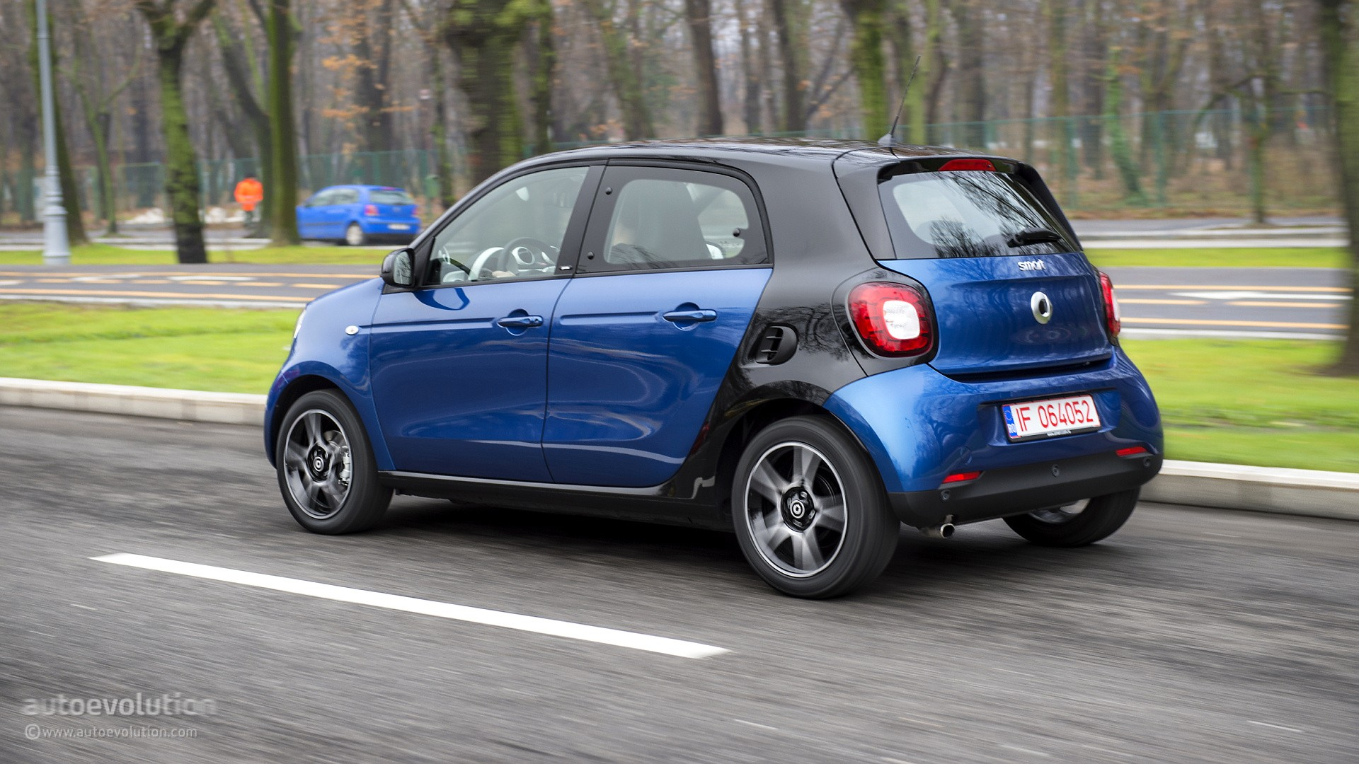 2015 Smart Forfour Review Autoevolution