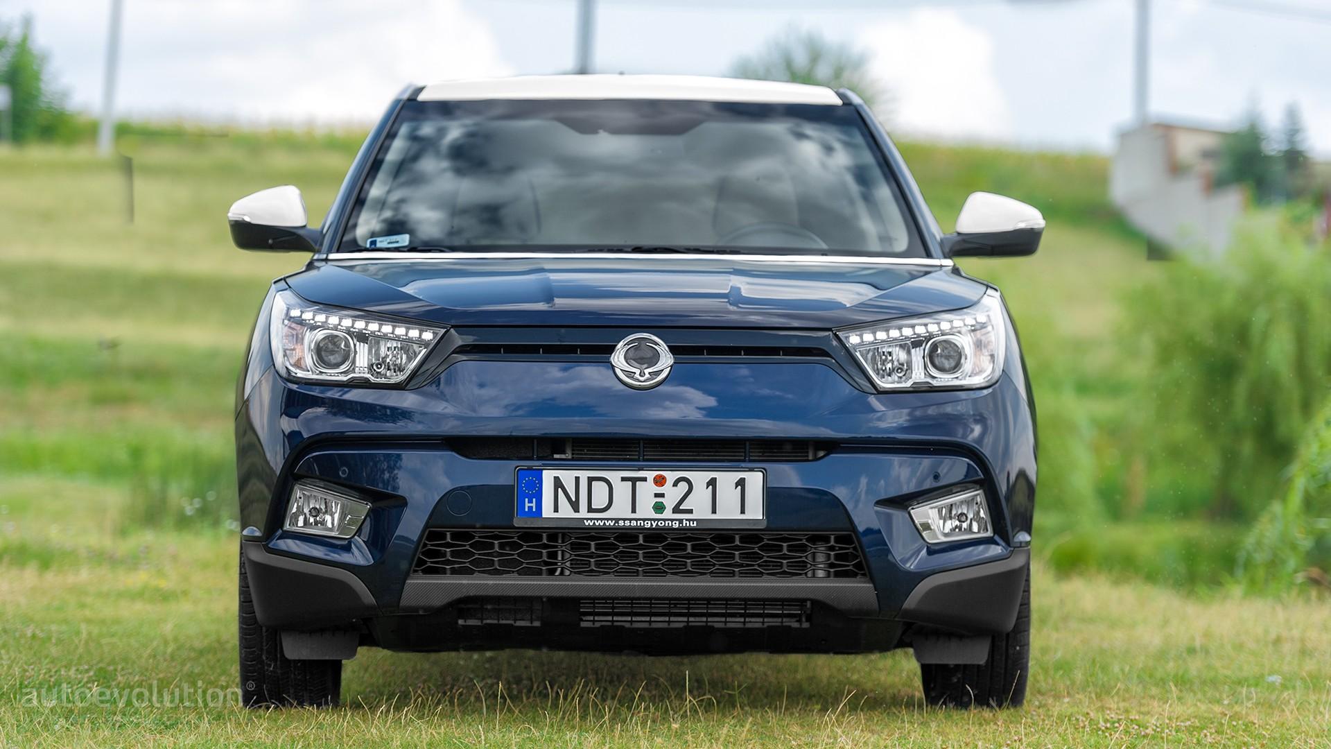 2015 Ssangyong Tivoli Review Autoevolution