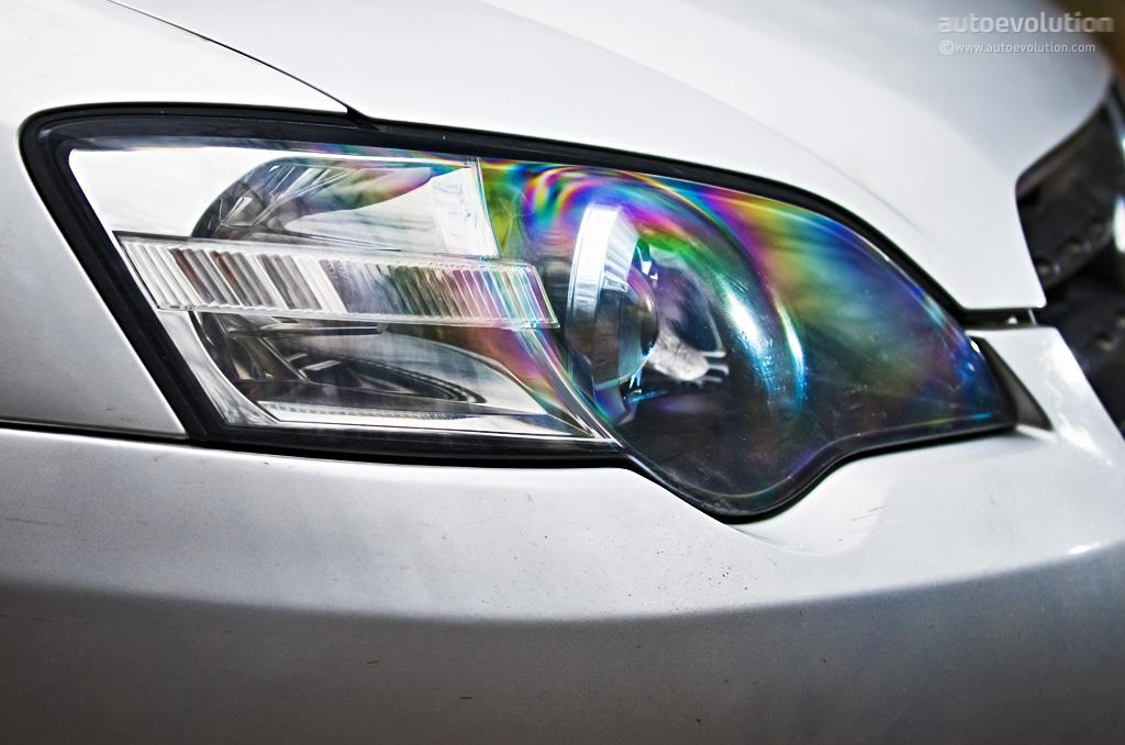 2006 Subaru Outback Headlight