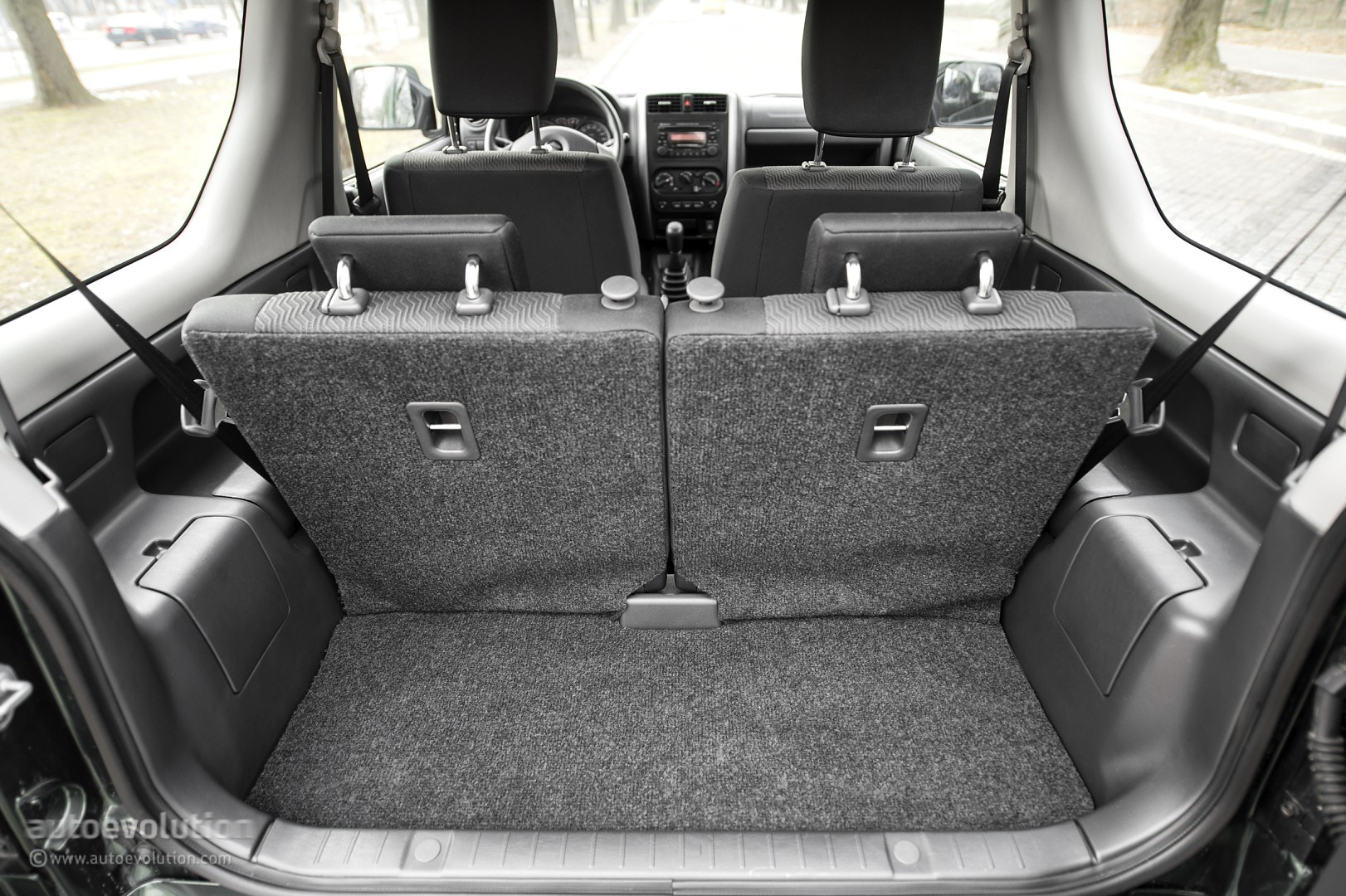 Suzuki Jimny Review Autoevolution