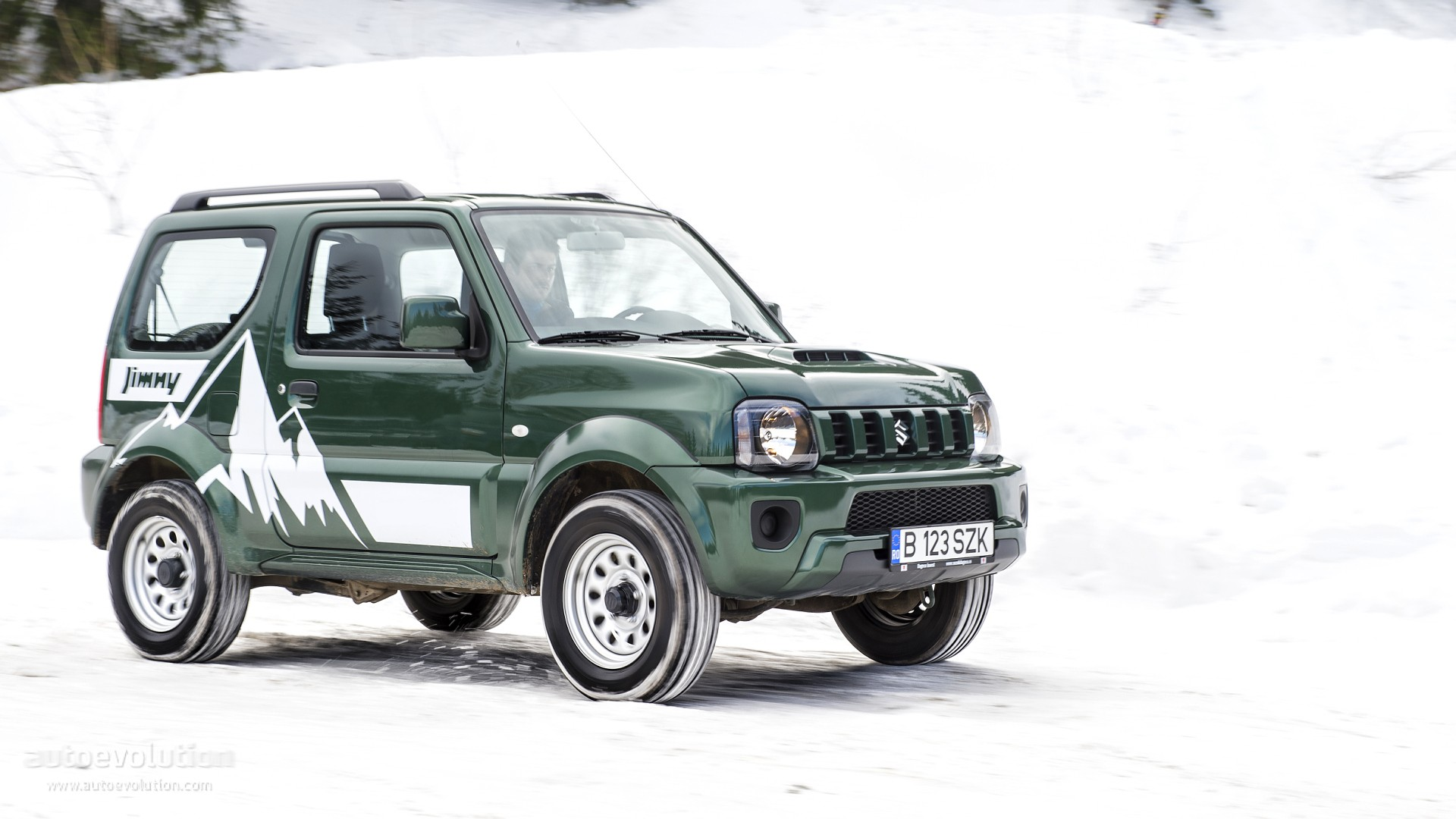 suzuki jimny facelift 2015 autos post. Black Bedroom Furniture Sets. Home Design Ideas