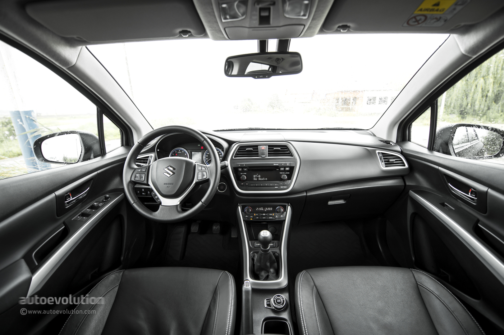 Suzuki Sx Leather Seats