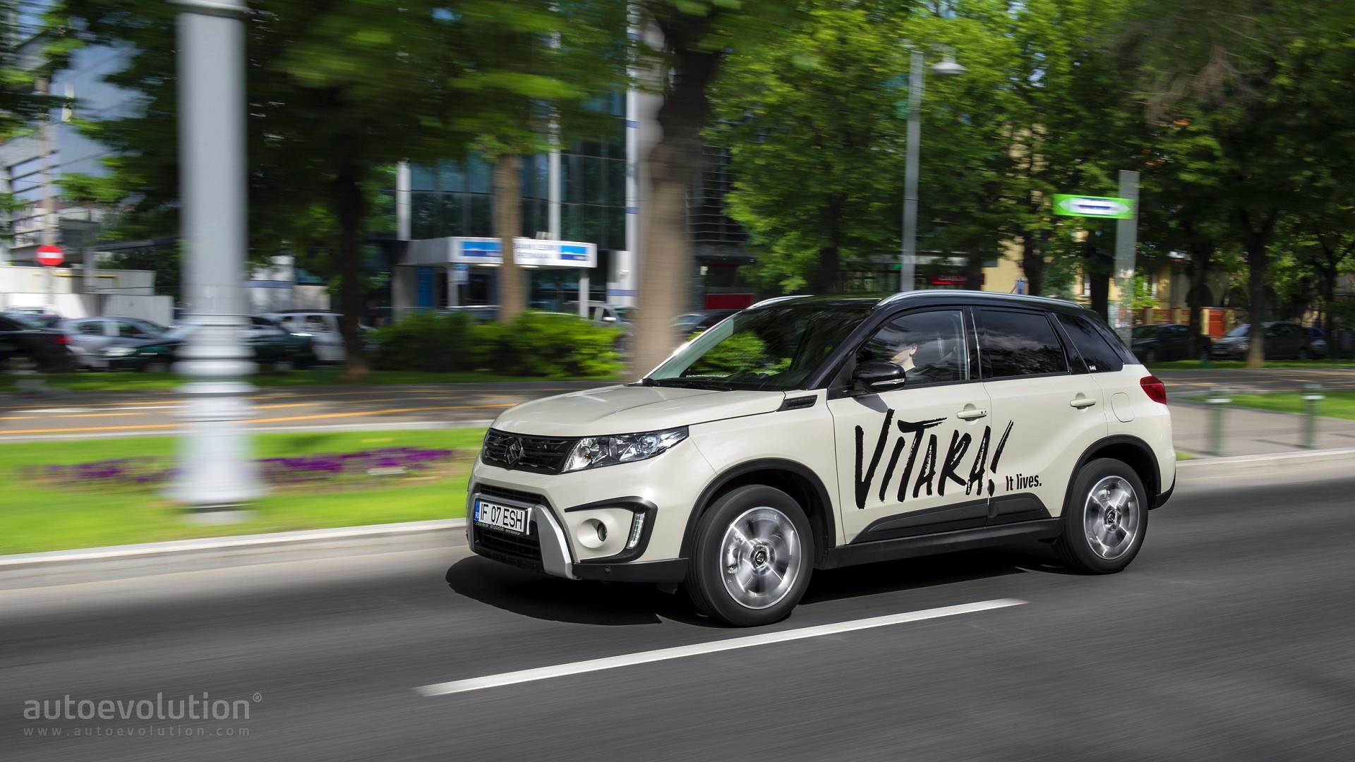 2015 Suzuki Vitara Review Autoevolution