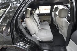 Ford Explorer Review Car And Driver