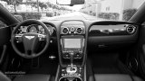 2013 BENTLEY Continental GTC V8 dashboard