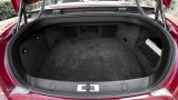 2013 BENTLEY Continental GTC V8 luggage compartment