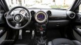 2013 MINI Paceman dashboard