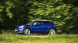 MINI Paceman Cooper S open road driving