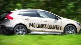 VOLVO V40 Cross Country T5 AWD driving