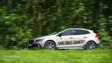 2013 VOLVO V40 Cross Country open road driving