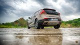 2013 VOLVO V40 Cross Country in the rain
