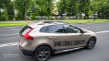 2013 VOLVO V40 Cross Country city driving
