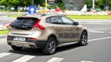 2013 VOLVO V40 Cross Country handling
