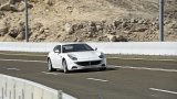 2014 FERRARI FF on Jebel Hafeet Mountain Road